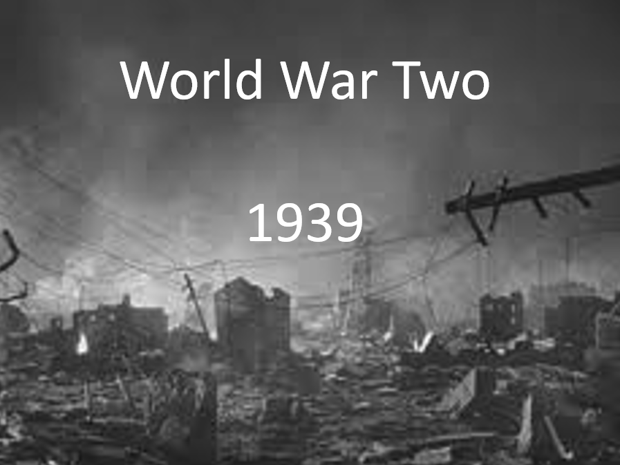 WW2 Class Assembly