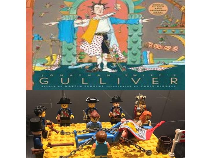 Narrative (4 weeks) unit based on Gulliver's Travels