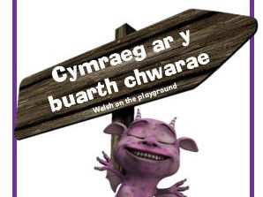 Playground - Developing Progressive Incidental Welsh in the Primary School N to Y6 Booklet & Posters