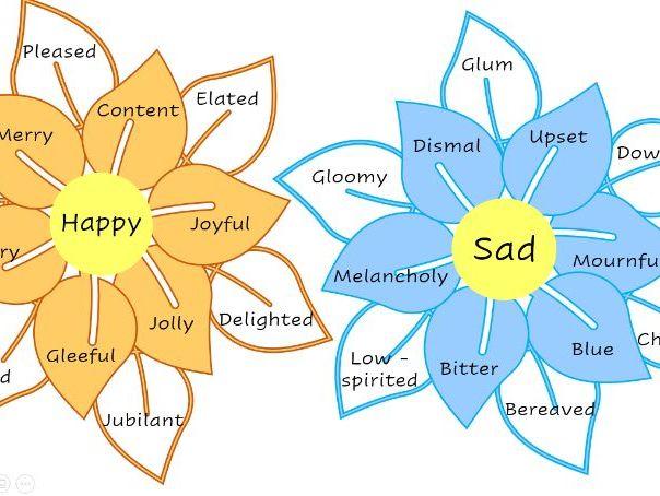 Synonym Flowers