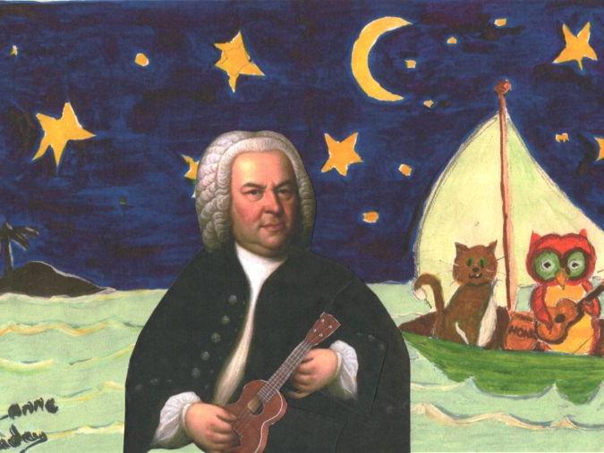 10 Bach Ukulele Duets
