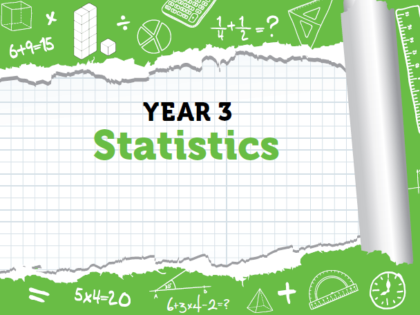 Year 3 - Statistics - Week 6