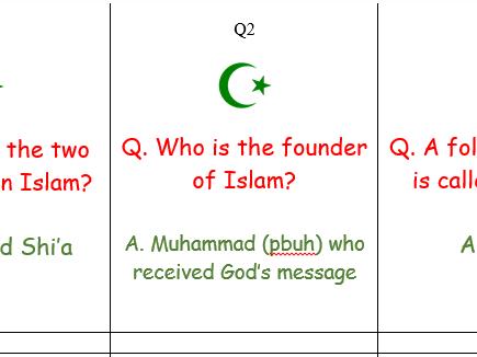 Islam quiz quiz trade