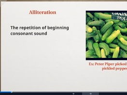 Poetry Terms/Figurative Language Prezi
