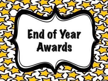 YEAR 11 END OF YEAR AWARDS