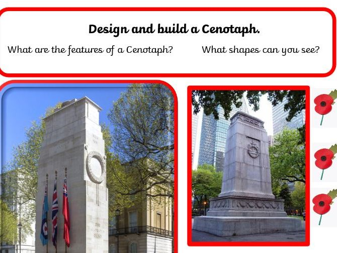 Remembrance Day Construction Challenge