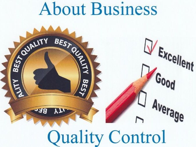 Quality Control - Power Point Presentation