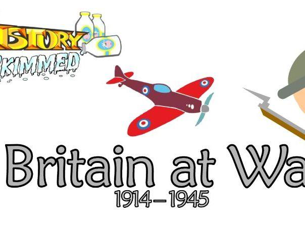 Britain at War 1914 - 1945 (9/11)