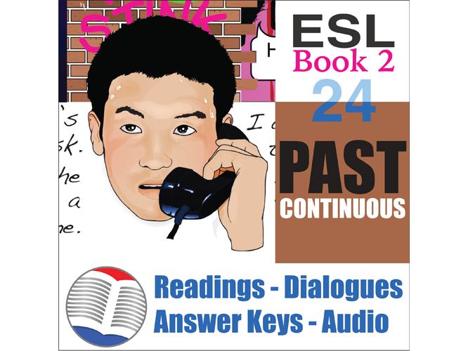ESL Readings & Exercises Book 2-24