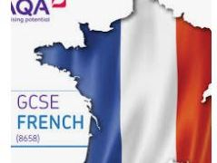 GCSE French AQA Higher writing practice paper 1 - ready to go