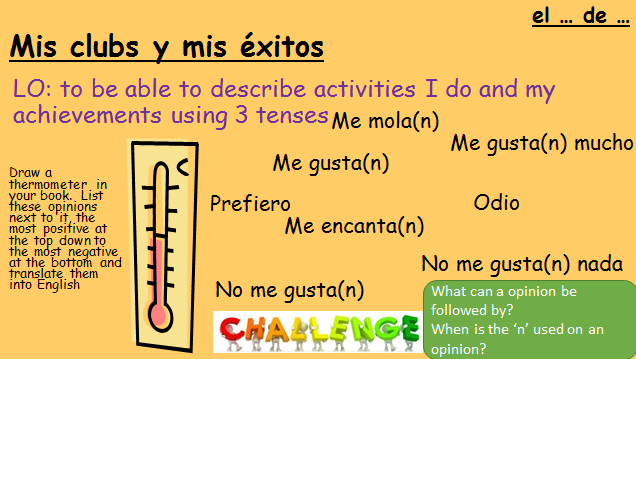 El instituto - 3 unit preparation - Viva edexcel foundation