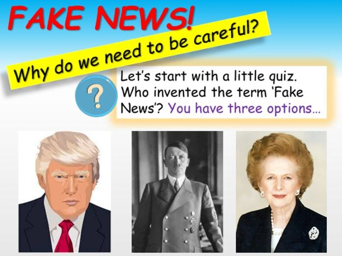 Fake News Assembly