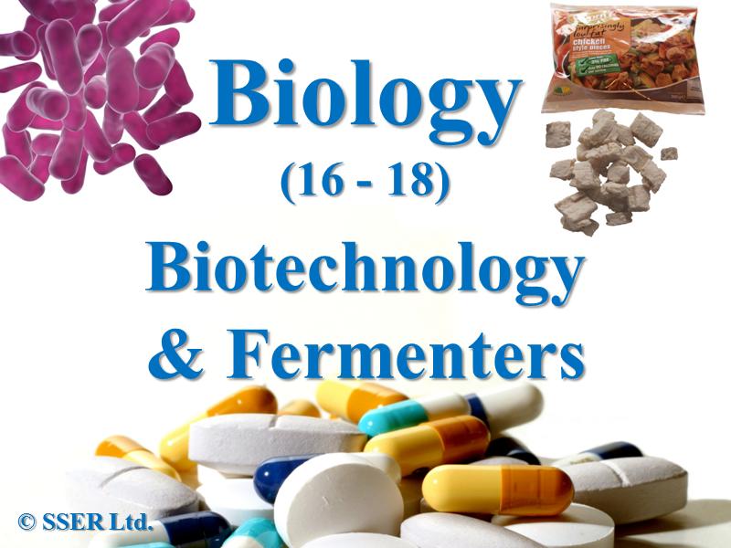 6.2.1 Biotechnology & Fermenters