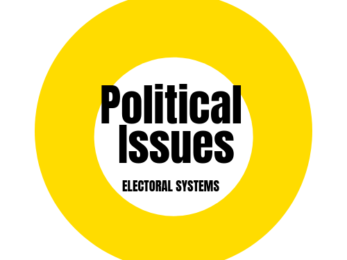 SQA Higher Modern Studies Political Issues - Election Systems Model Essay & Task