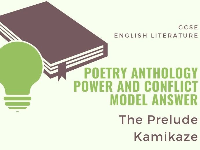 Model Answer: Comparing The Prelude and Kamikaze