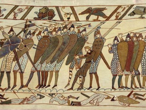 Battle of Hastings- Who Should Be King?