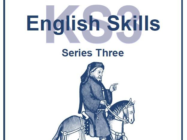 KS3 English Skills Series Three Resource Pack