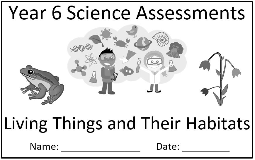 Printables Singapore School Classification Of Living Things Worksheet mr longs primary resources teaching tes year 6 science assessment living things and their habitats