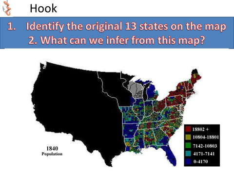 NEW OCR GCSE Making of America - Unit 2 - American West