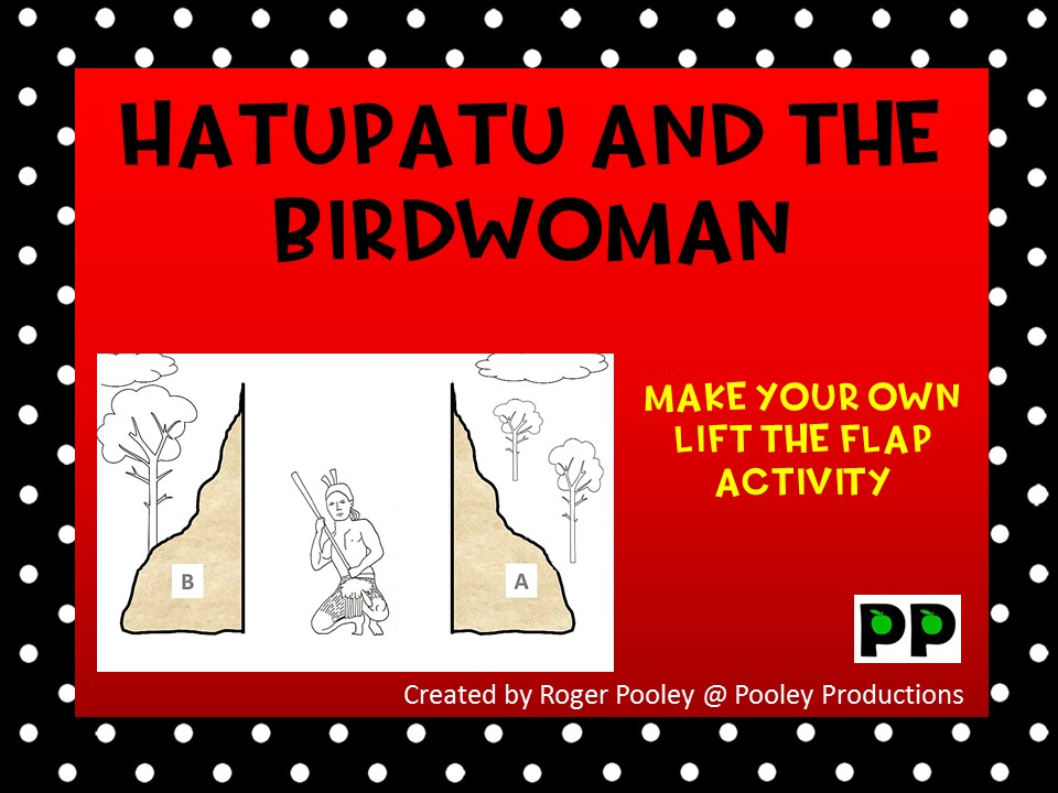 Hatupatu and the Birdwoman Legend