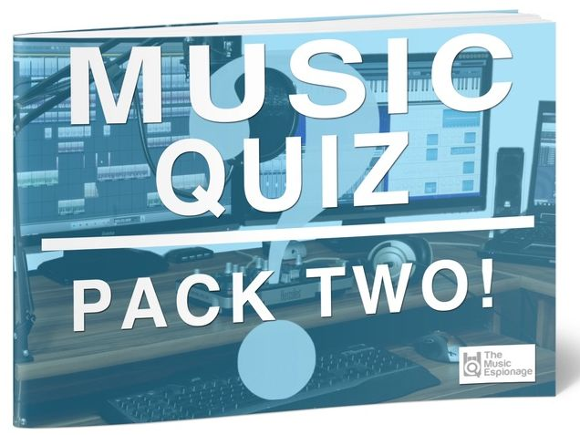 Quiz: Music and Music Technology – Pack 2