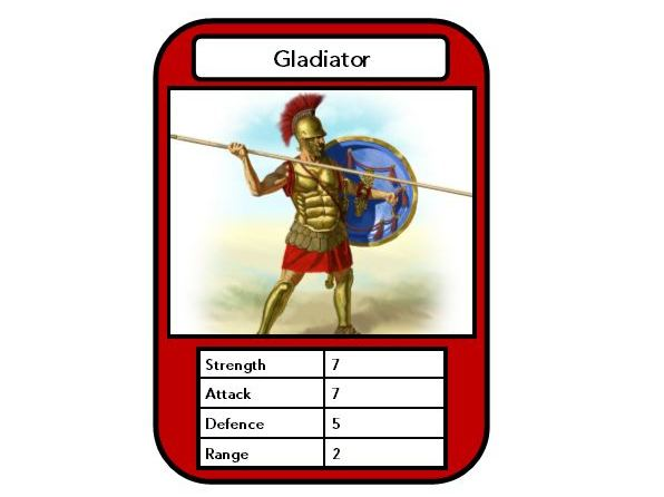 Top Trump Cards Template1 Publisher