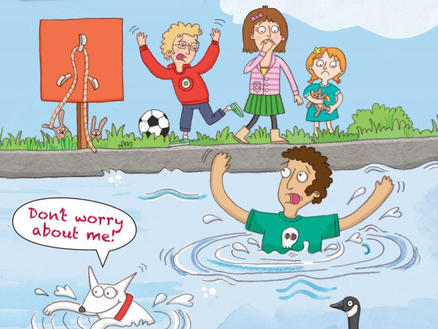 Learning from Home: Water Safety