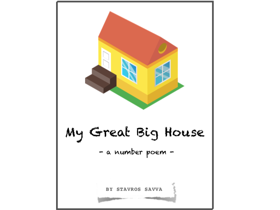 My Great Big House (Number Picture Book )