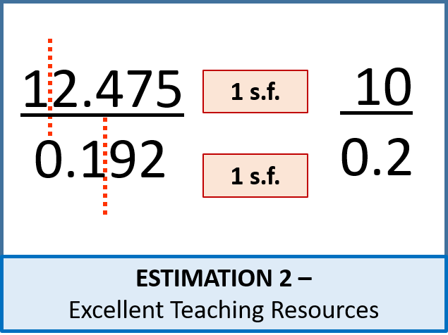 Number: Estimation 2 - Problems involving Decimals (+ worksheets)
