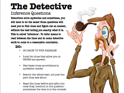 Intro To Inference Detective Video Guide And Questions By