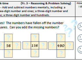 Year 3 Talk time- Addition and Subtraction Bundle, includes Mastery, Problem Solving and Reasoning