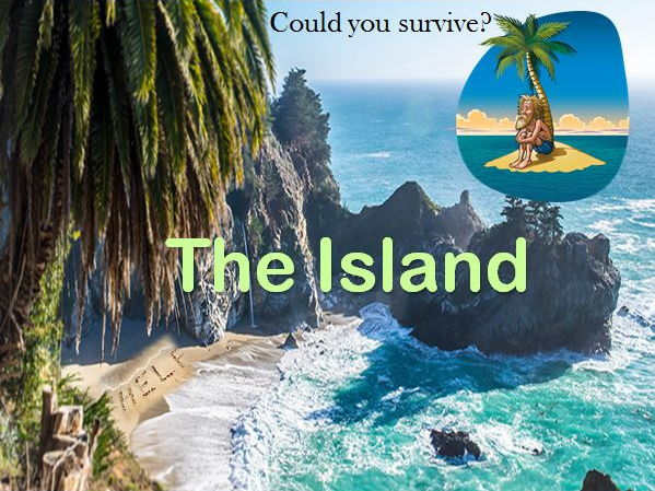 Lost on the the Island – Survival Adventure Complete Lesson