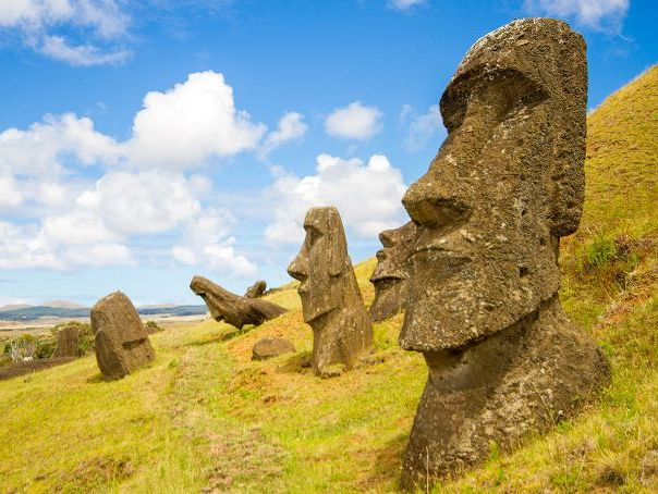 IELTS academic Reading Comprehension Easter Island