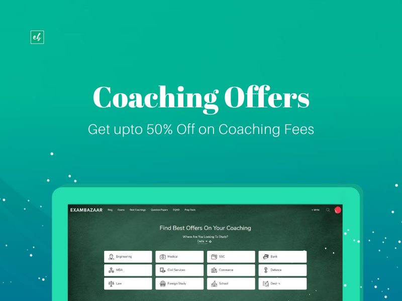 Best Coaching Offers