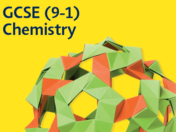 Edexcel GCSE (9-1) Combined Science Chemistry full course revision placemats