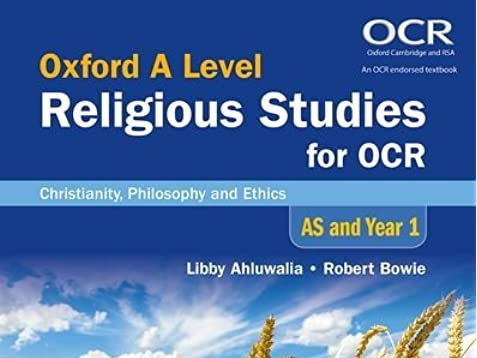 Christianity (RS) OCR complete Year 1 revision notes for each topic - new spec