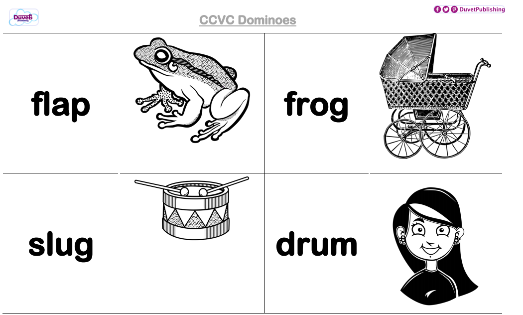 Phonics Worksheets & Activities