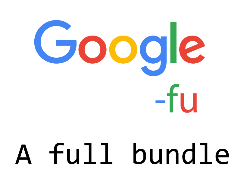 Google web quest bundle