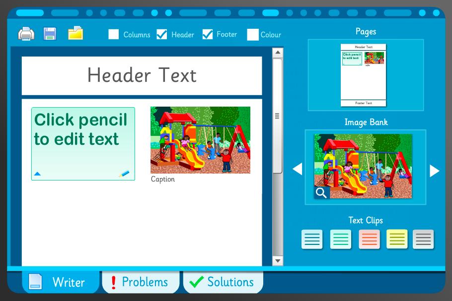 Persuasive Leaflet Writer Interactive Activity - Being Safe - KS2 Literacy