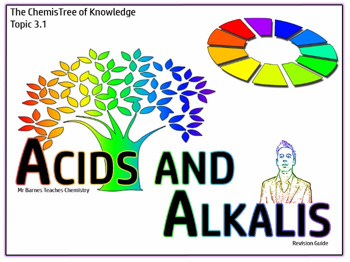 Topic 3 - Acids Revision Guide GCSE