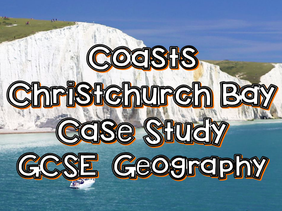 GCSE Case Study- Coastal Erosion UK