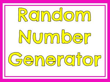 Random Number Generator 1-100