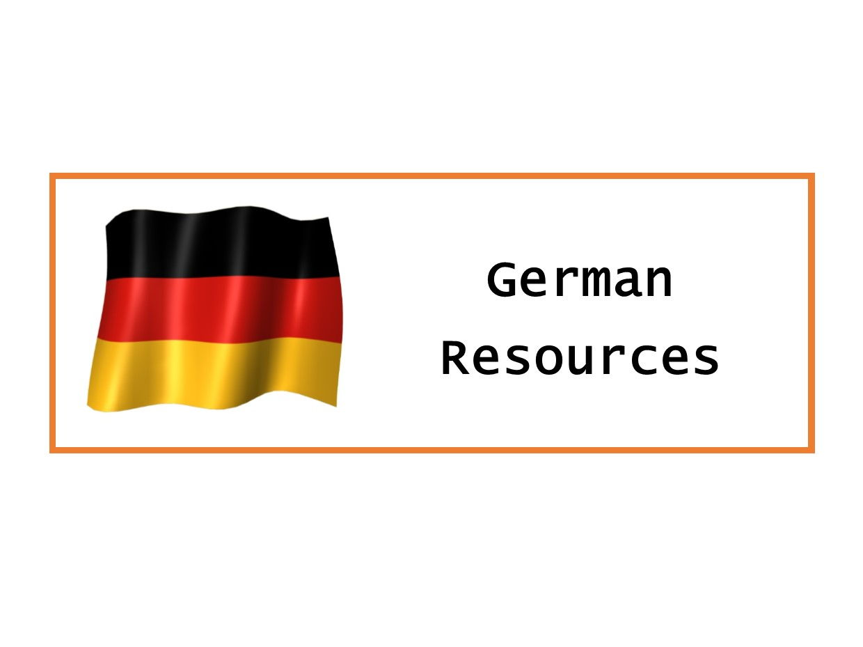 German A Level Bundle