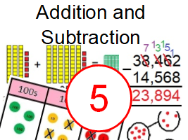 Year 5 - Autumn – Addition and Subtraction - White Rose Inspired - Home/School Learning