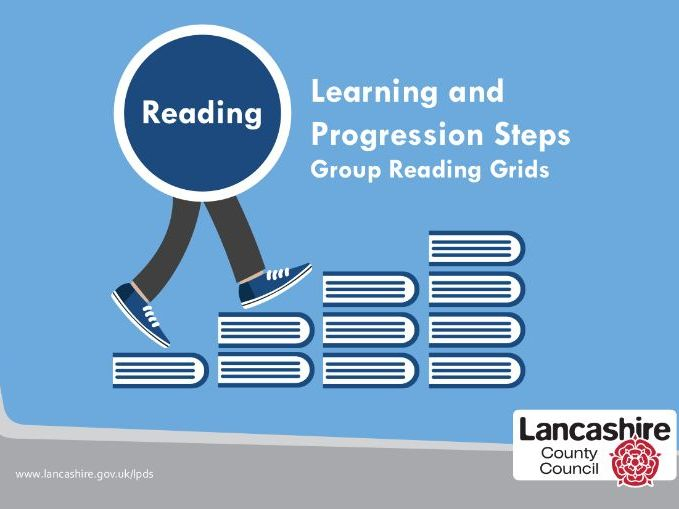 Reading - Learning and Progression Steps (LAPS)