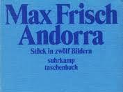 ANDORRA - Max Frisch - Unterrichtsmaterialen