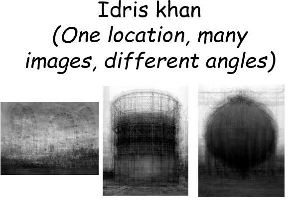 Photography - Introduction to Idris Khan and layering images