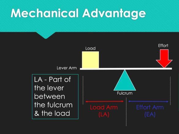 Edexcel GCSE PE - Lever Systems