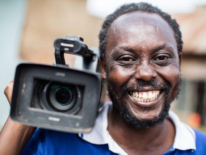 FS English Level 1 & 2: 'Uganda's Tarantino'