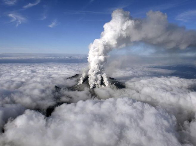 A Level; volcanoes - Mount Ontake, Japan case study